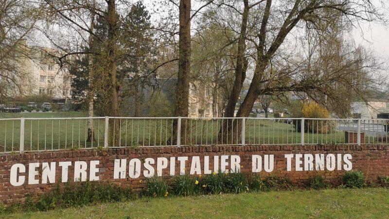 Huit décès liés à l'épidémie de Covid-19 au centre hospitalier du Ternois