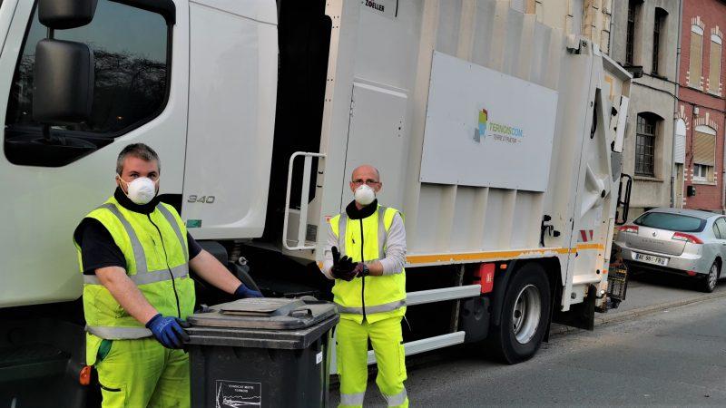 Foyer de contamination au service déchets de TernoisCom : quinze agents sur trente-deux en arrêt