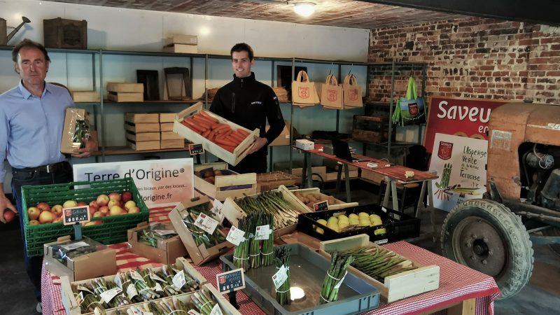 Terre d'origine : une plateforme et un magasin pour faciliter l'accès aux produits fermiers locaux