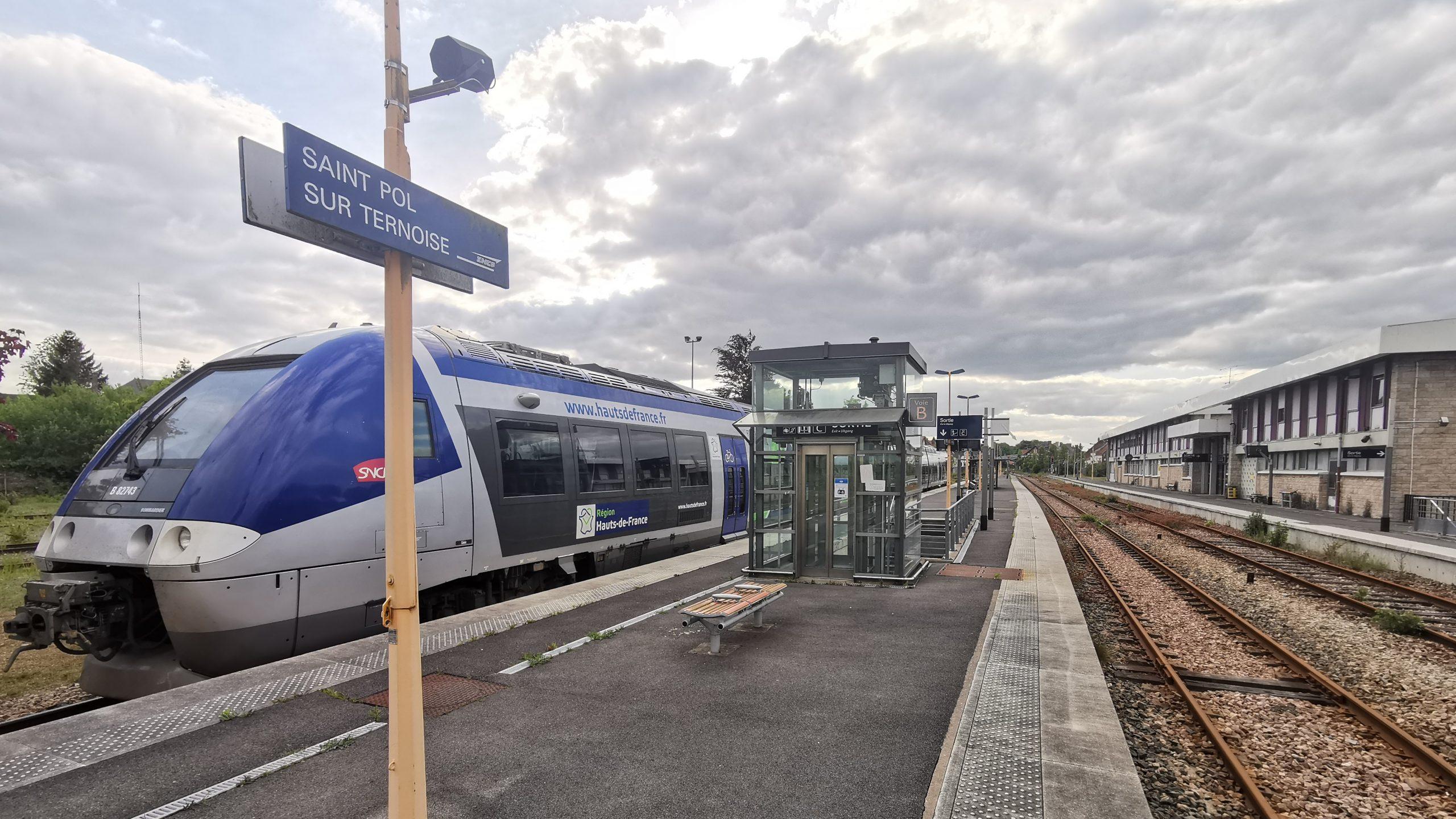 Un jour après la réouverture de la gare, la circulation des trains interrompue jusqu'en fin de semaine