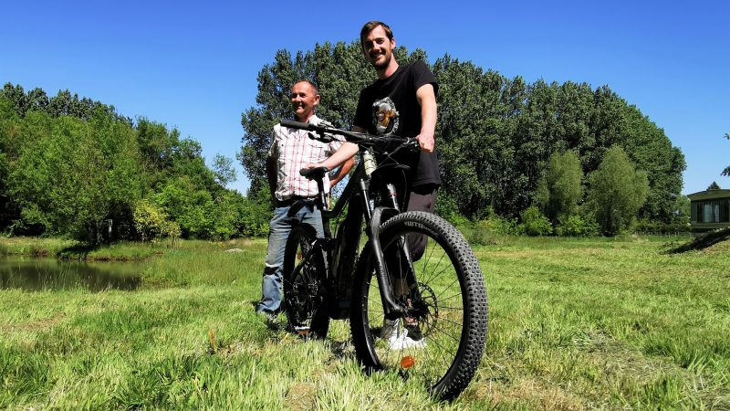 Redécouvrez les chemins du Ternois à vélo et sans trop d'efforts, depuis Tilly-Capelle ou ailleurs