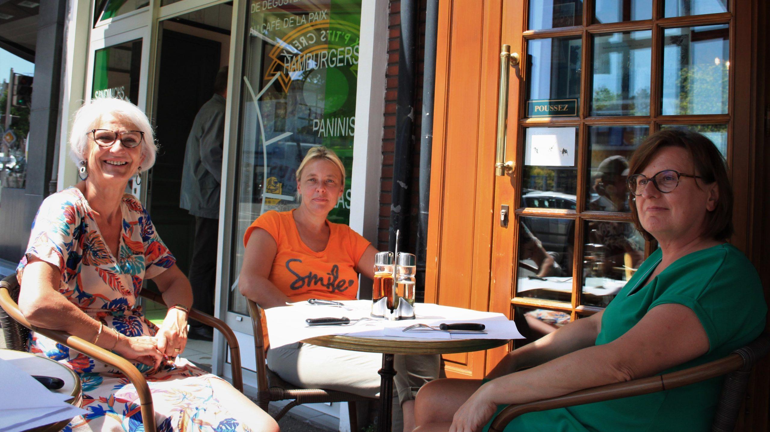 Les bars et restaurants de Saint-Pol reprennent du service, avec masques et sourires