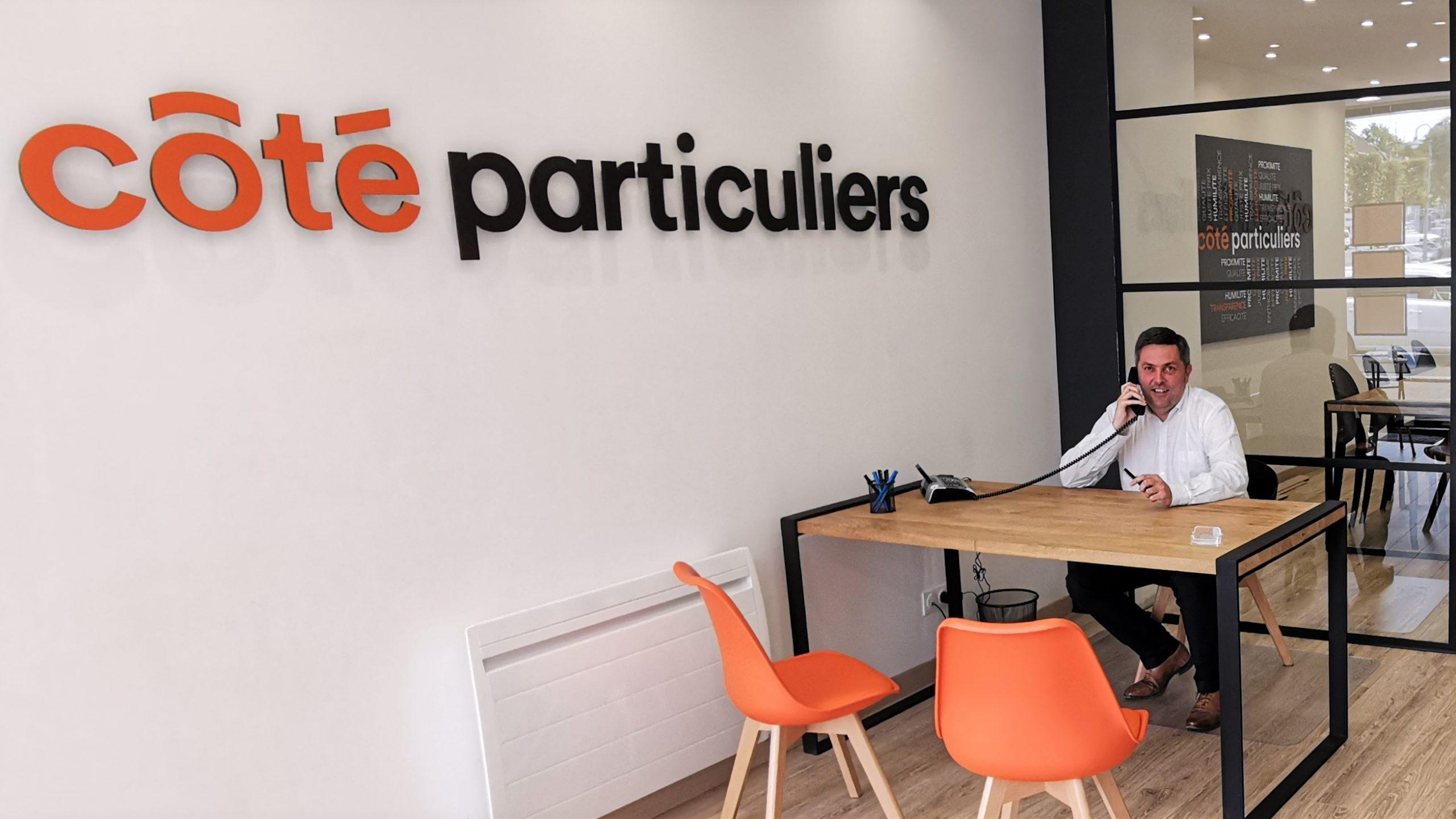 Une approche moderne de l'immobilier avec Sylvain Pruvost et l'agence Côté Particuliers