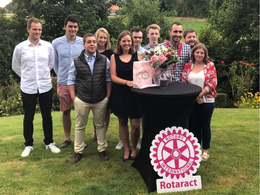 Offrez le petit déj' pour la fête des mères, tout en soutenant le commerce local grâce aux jeunes du Rotaract