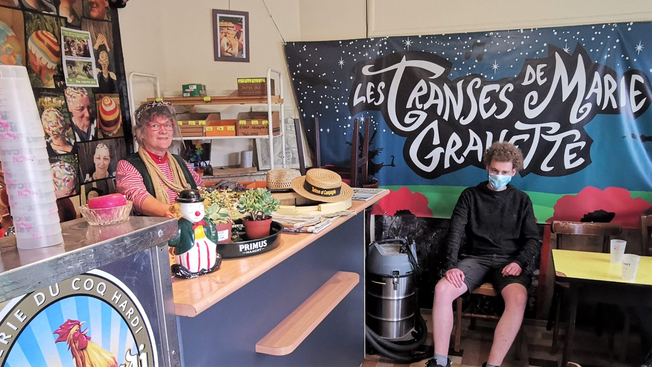 La vie reprend Chez Tartous & Cie, mais l'offre culturelle va nécessiter quelques pirouettes