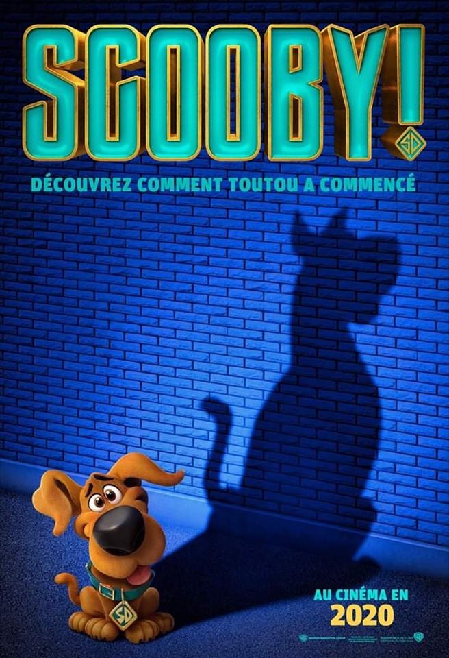 Scooby ! : nom d'un chien !