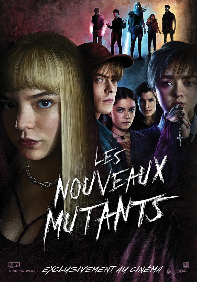 Les nouveaux mutants : X-Men pas peur !