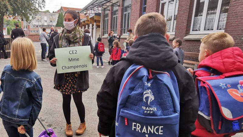 Rentrée scolaire : un cas d'école à Saint-Pol