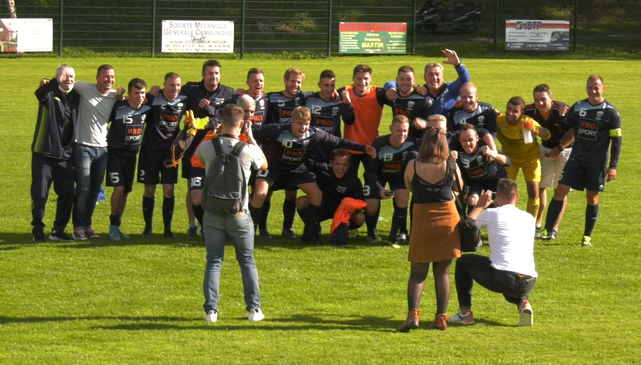 Sports en Ternois : tous les résultats du week-end (semaine 36)