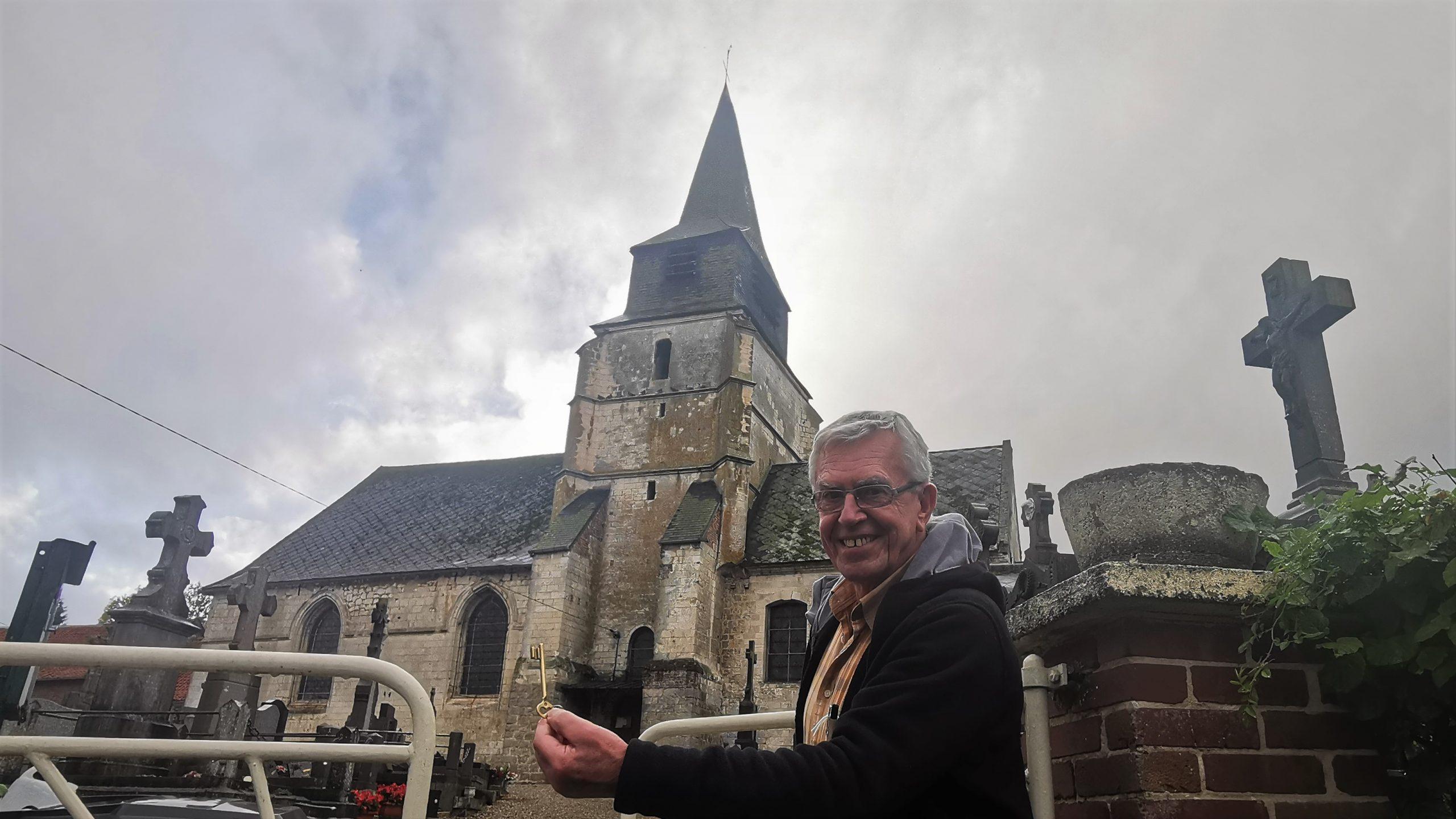 Foufflin-Ricametz : une journée pour redécouvrir les trésors de l'église St-Martin avant sa restauration