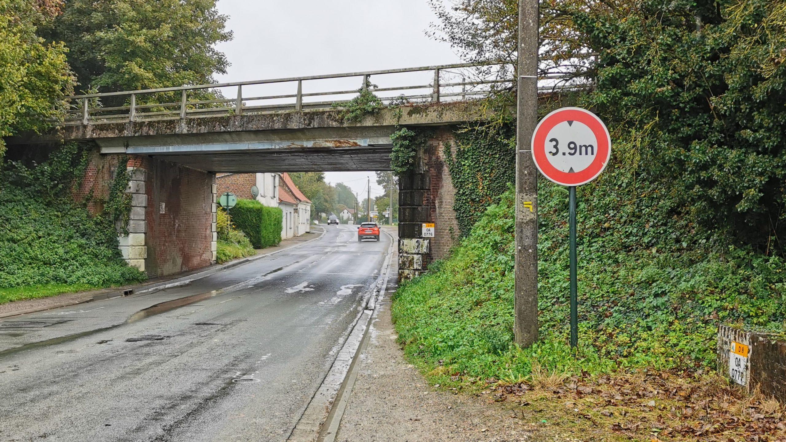 Saint-Michel : trois semaines de déviation et de travaux pour rénover le pont ferroviaire