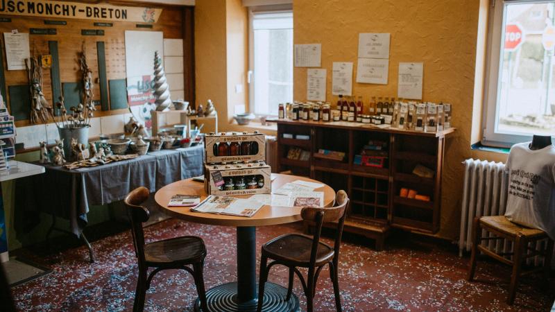 Monchy-Breton : Tartous & Cie se transforme en point de vente pour soutenir des artisans du coin