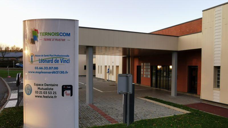 Près d'un quart des tests covid positifs à la maison de santé de Gauchin-Verloingt