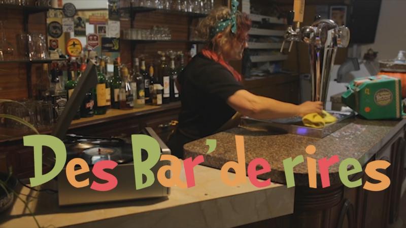 Des bar' de rires : le rendez-vous anti-morositude concocté chez Tartous & Cie