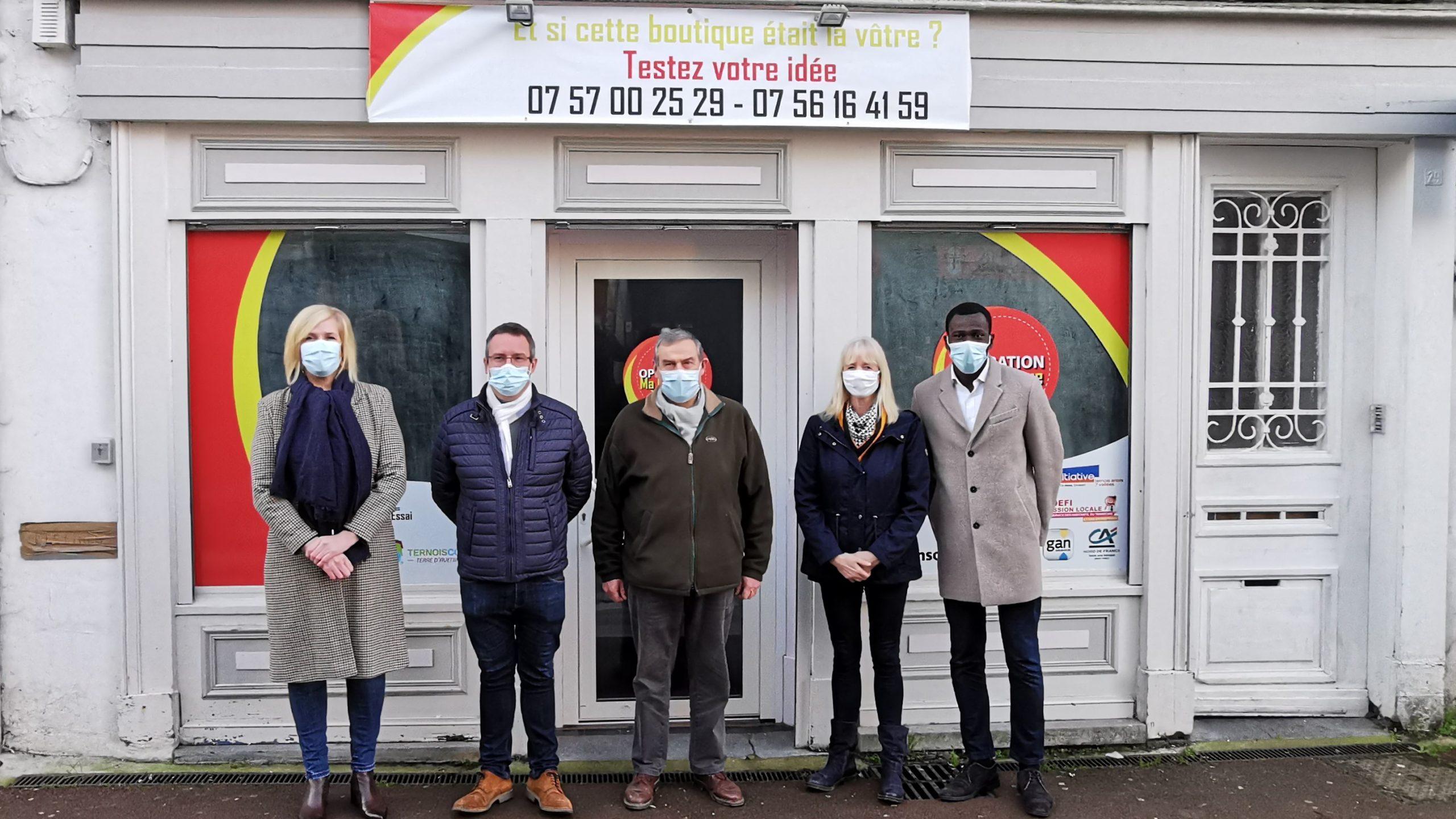 Saint-Pol : lancez votre commerce à moindres risques avec la Boutique à l'essai