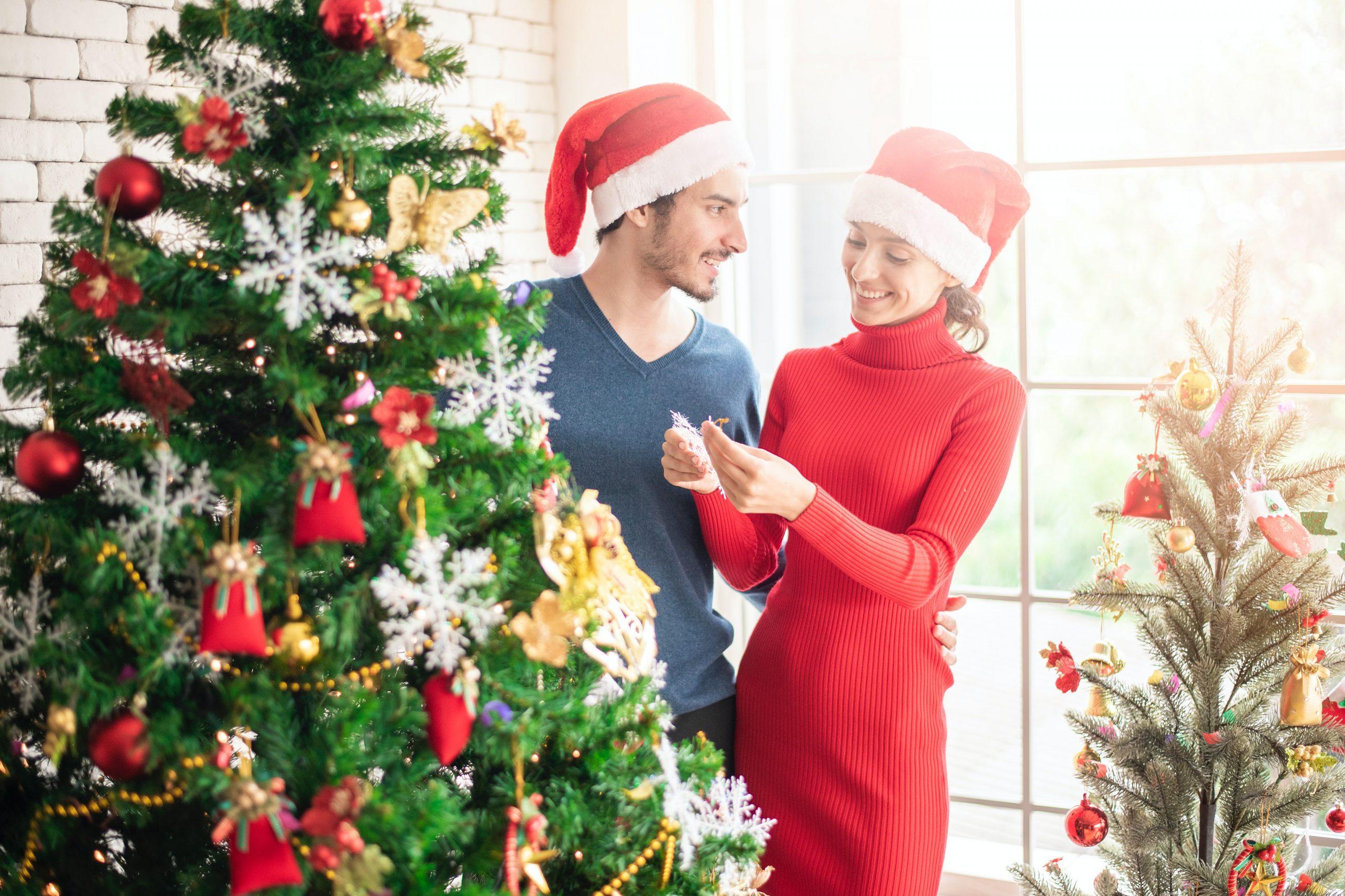 Faites une bonne action en vous faisant livrer un sapin de Noël par le Rotaract