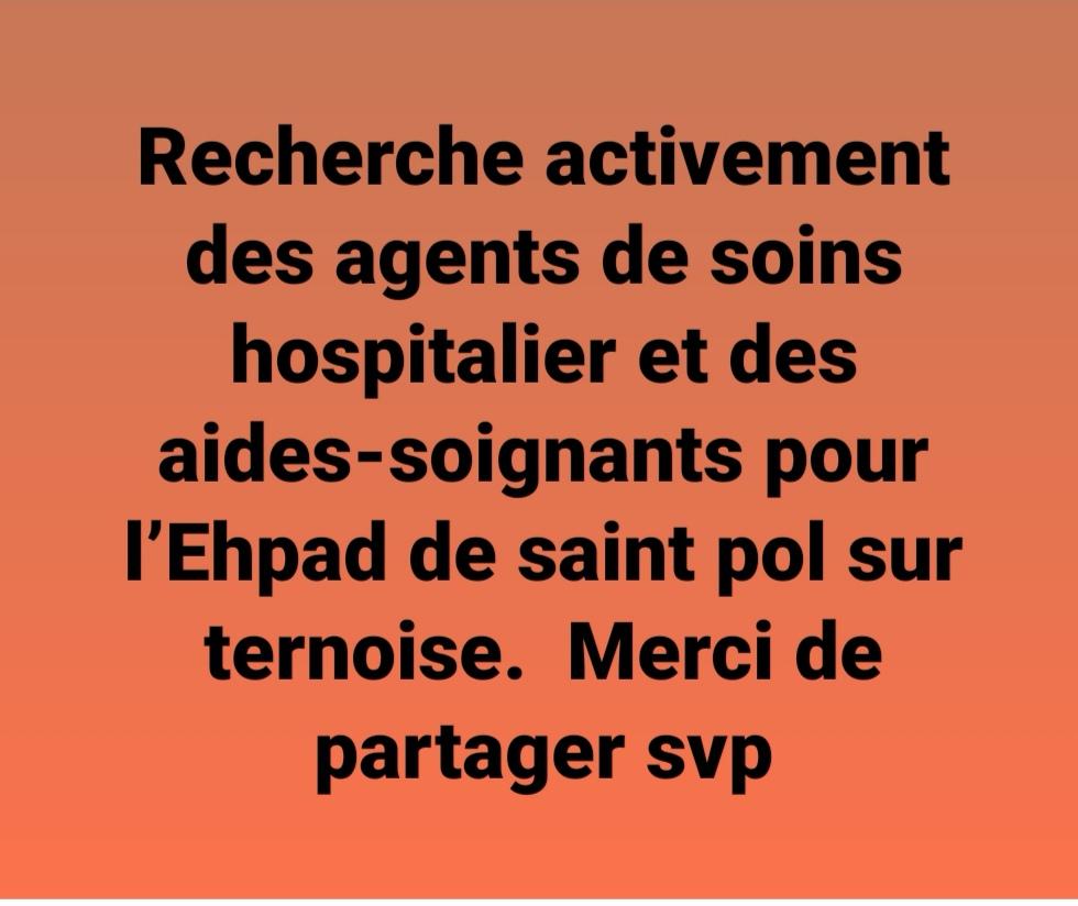 Saint-Pol : des agents de l'Ehpad l'Oasis appellent au secours, suite aux nombreux arrêts de travail