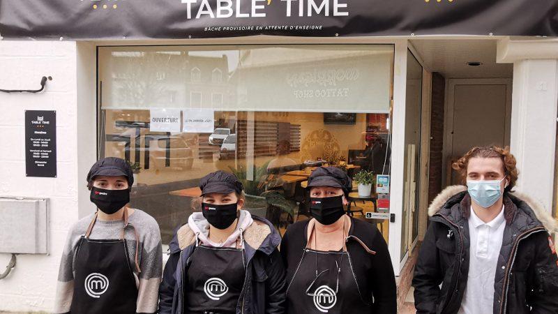 Table' Time, le nouveau snack du centre-ville de Saint-Pol, ouvre ce mercredi