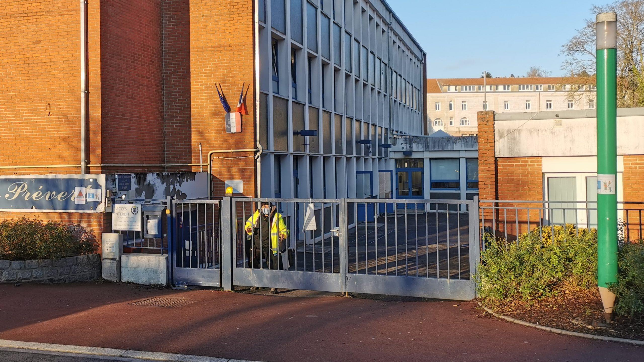 Saint-Pol : la restauration scolaire suspendue jusqu'au 28 janvier suite à deux nouveaux cas de Covid