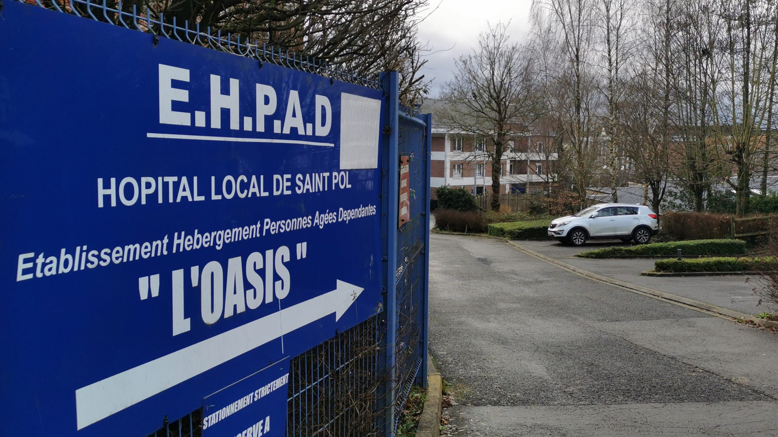Malgré un troisième décès, la direction de l'Ehpad l'Oasis de Saint-Pol commence à entrevoir la sortie de crise