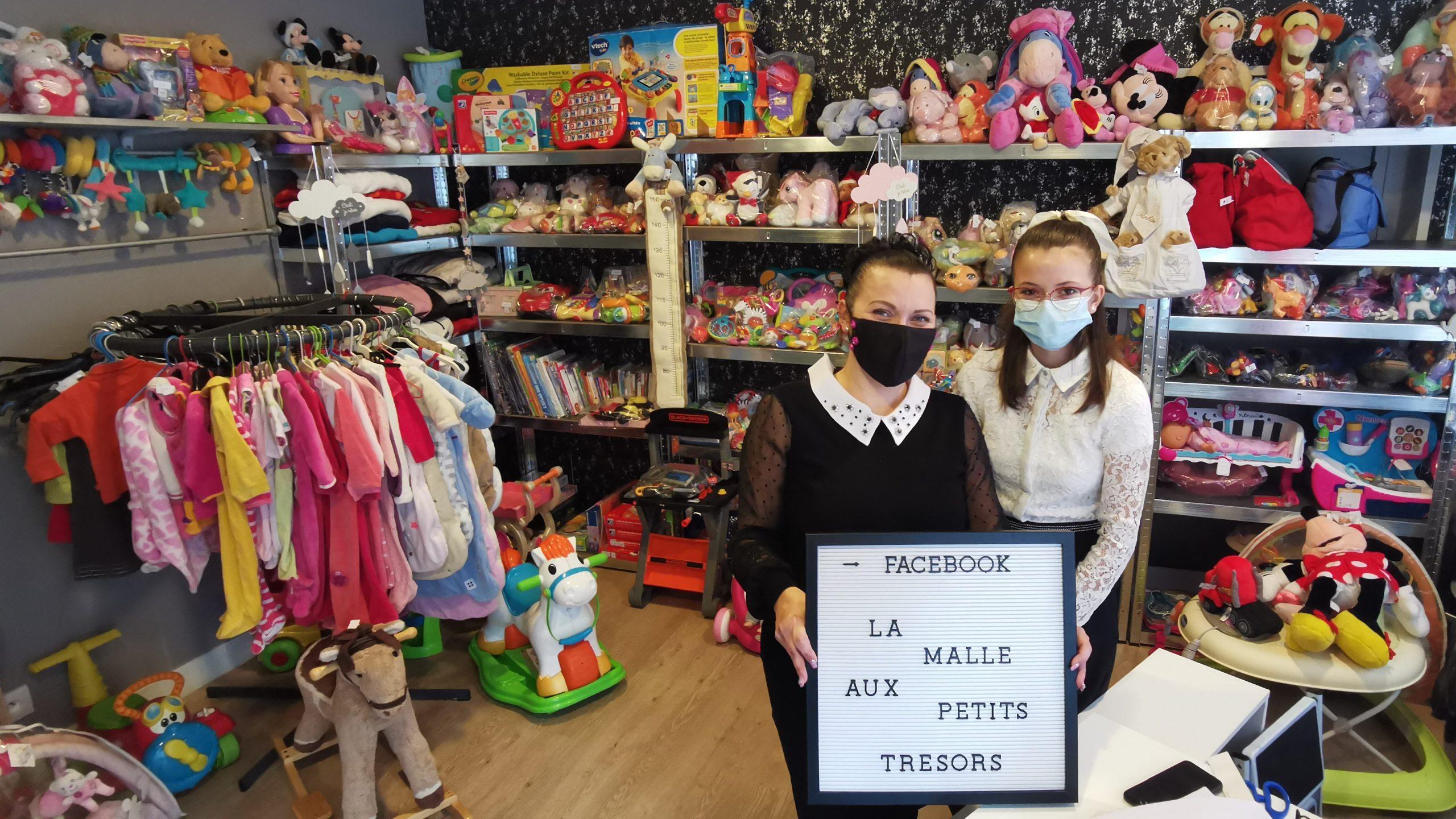 La Malle aux petits trésors : le nouveau paradis des bonnes affaires pour le neuf et l'occasion à Saint-Pol