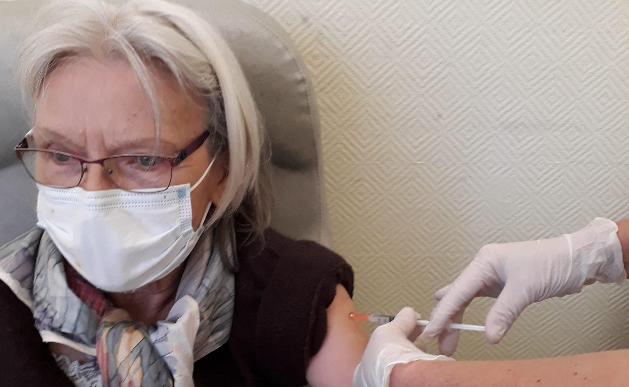 Centre hospitalier du Ternois : le vaccin en réponse aux foyers de contamination récurrents
