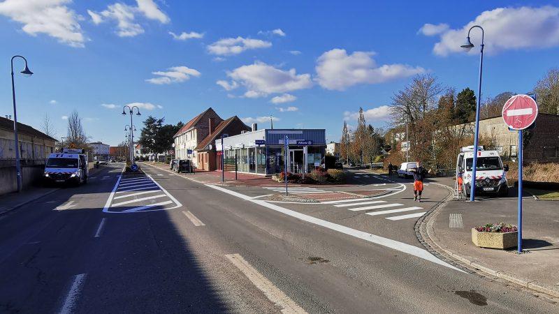 Saint-Pol : les rues des Fonts-Viviers et d'Hebden-Bridge passent en sens unique