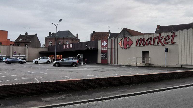 Saint-Pol : le Carrefour Market du centre-ville fermera ses portes fin mars
