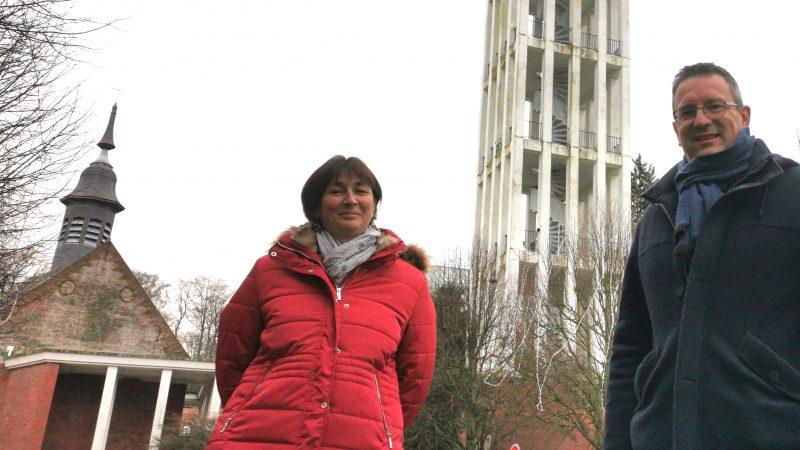 Cathy Vanhille en chef d'orchestre de la mairie de Saint-Pol, pour mettre en musique les projets du maire