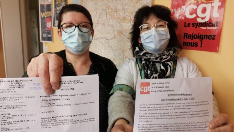 L'ADMR de Saint-Pol corrigeait à la baisse les frais et temps de trajet des aides à domicile