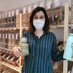 Saint-Pol: Charlotte Victor ouvre l'Épicerie d'Aujourd'hui pour sauver le monde de demain