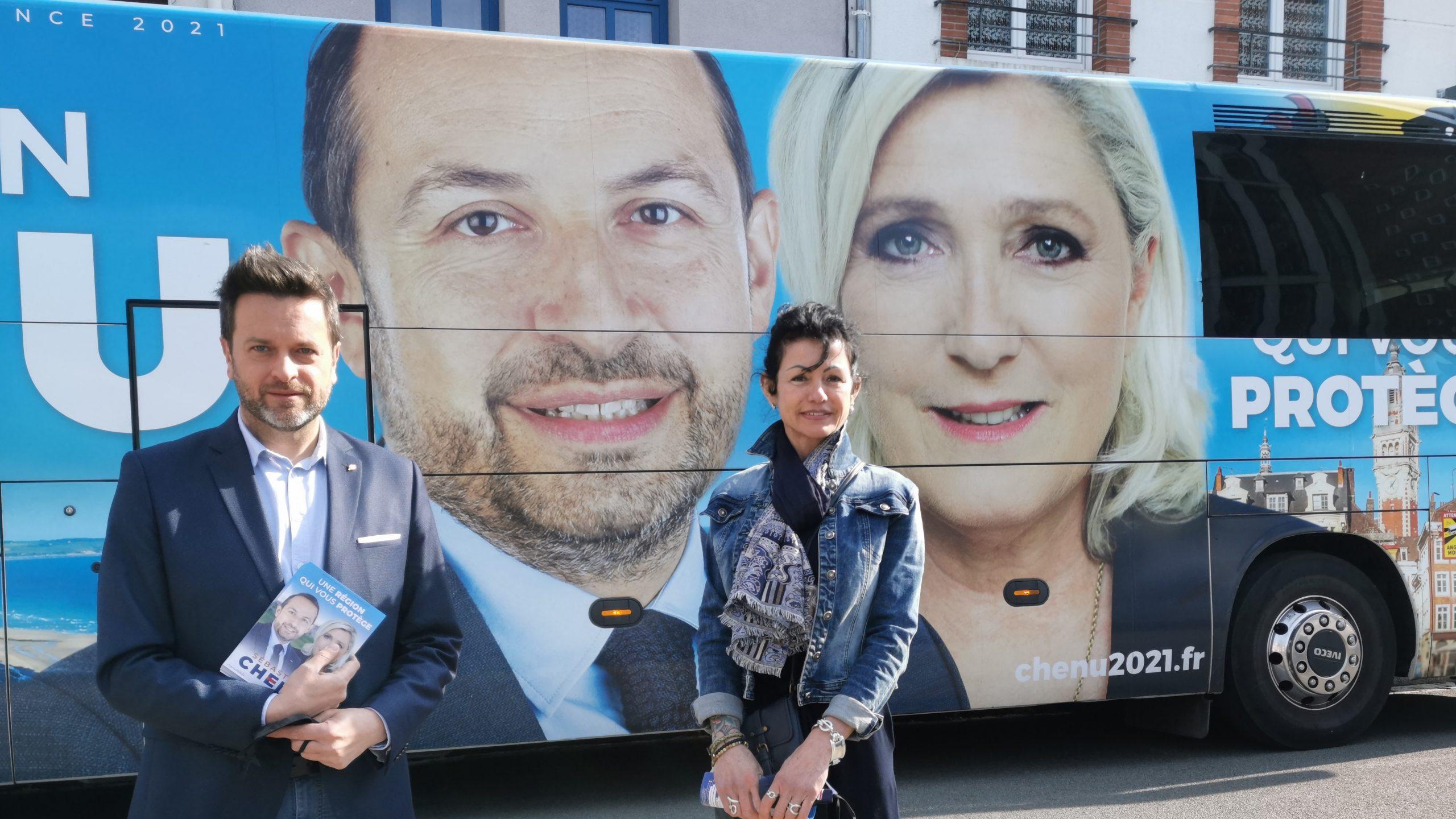 Deux adjoints de Bruay-La-Buissière candidats pour le Rassemblement national dans le canton de Saint-Pol