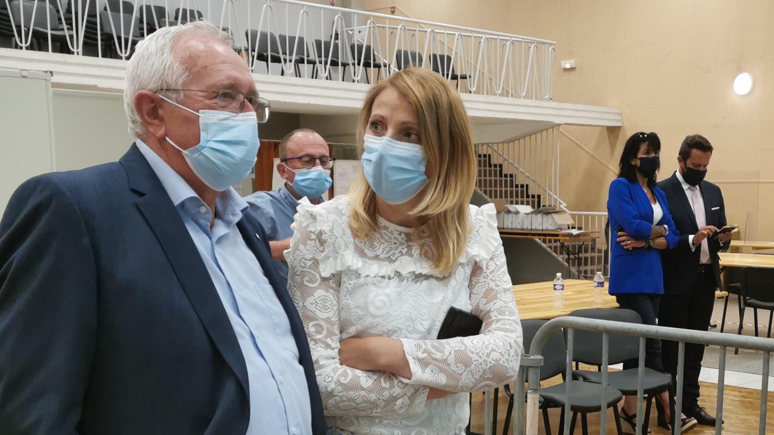 Canton de Saint-Pol : largement en tête, le duo Bachelet-Gaillard sera face à l'extrême-droite au second tour