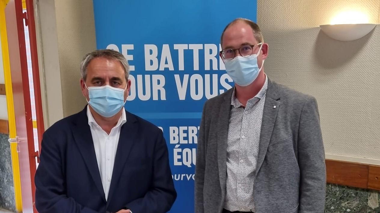 Siracourt : le maire André Genelle bombardé conseiller régional à sa grande surprise