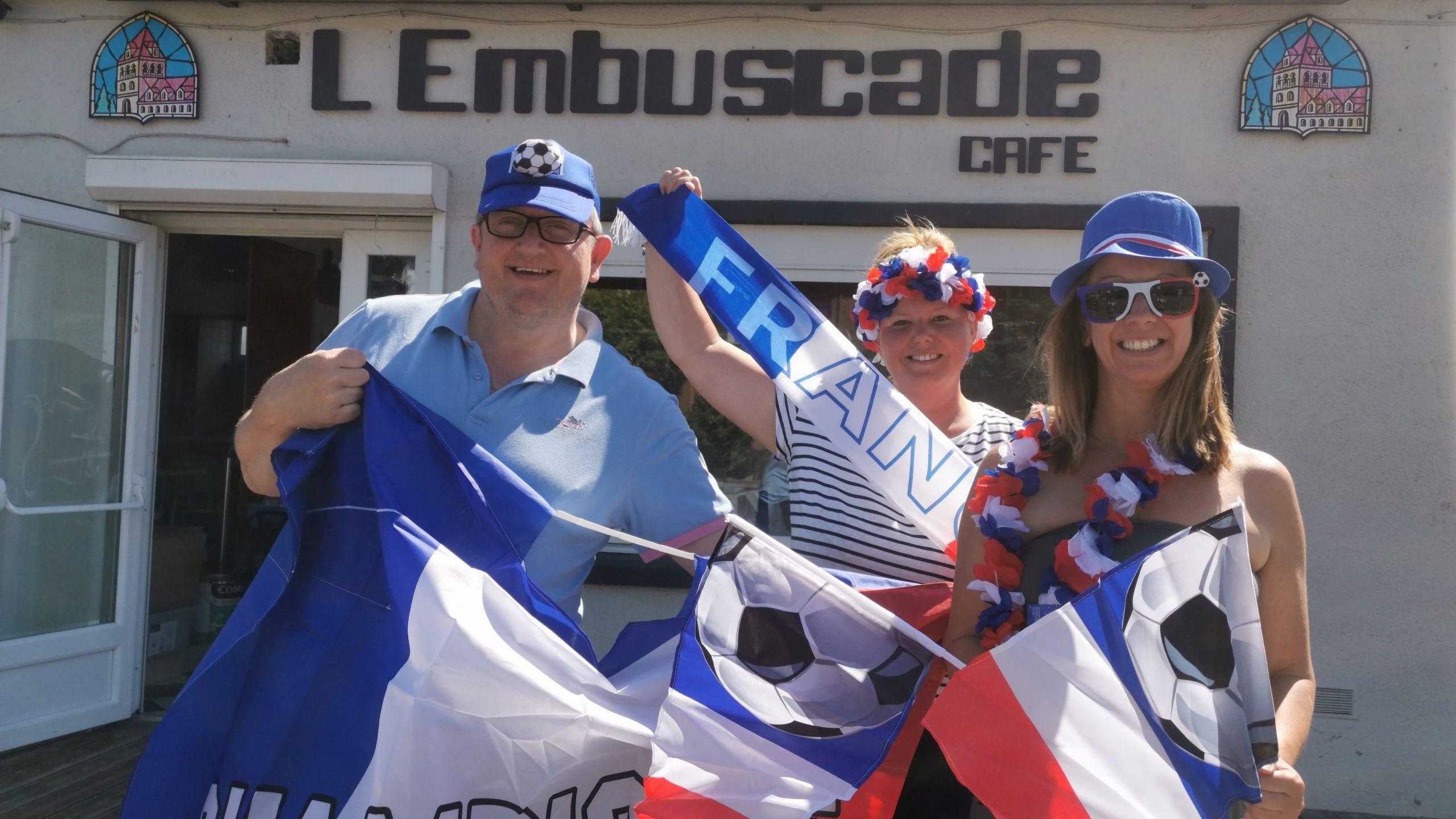 Où encourager les Bleus et regarder les matchs de l'Euro dans le Ternois ?