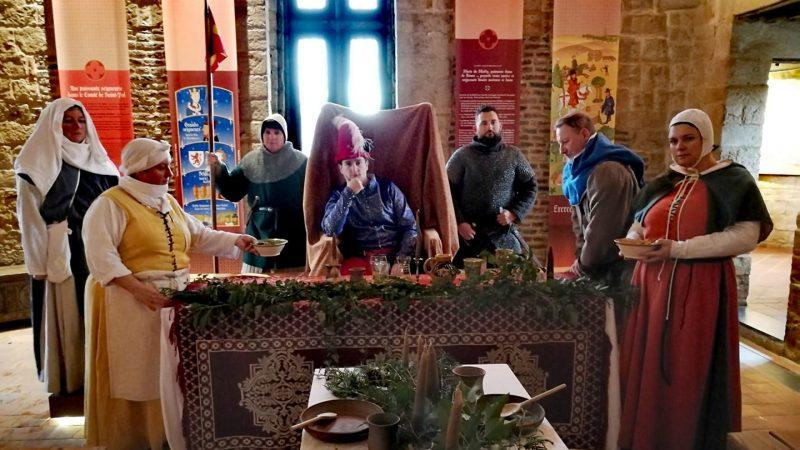 Le comte de Saint-Pol vous invite à célébrer les dix ans des Baladins des Temps Jadis au parc du château