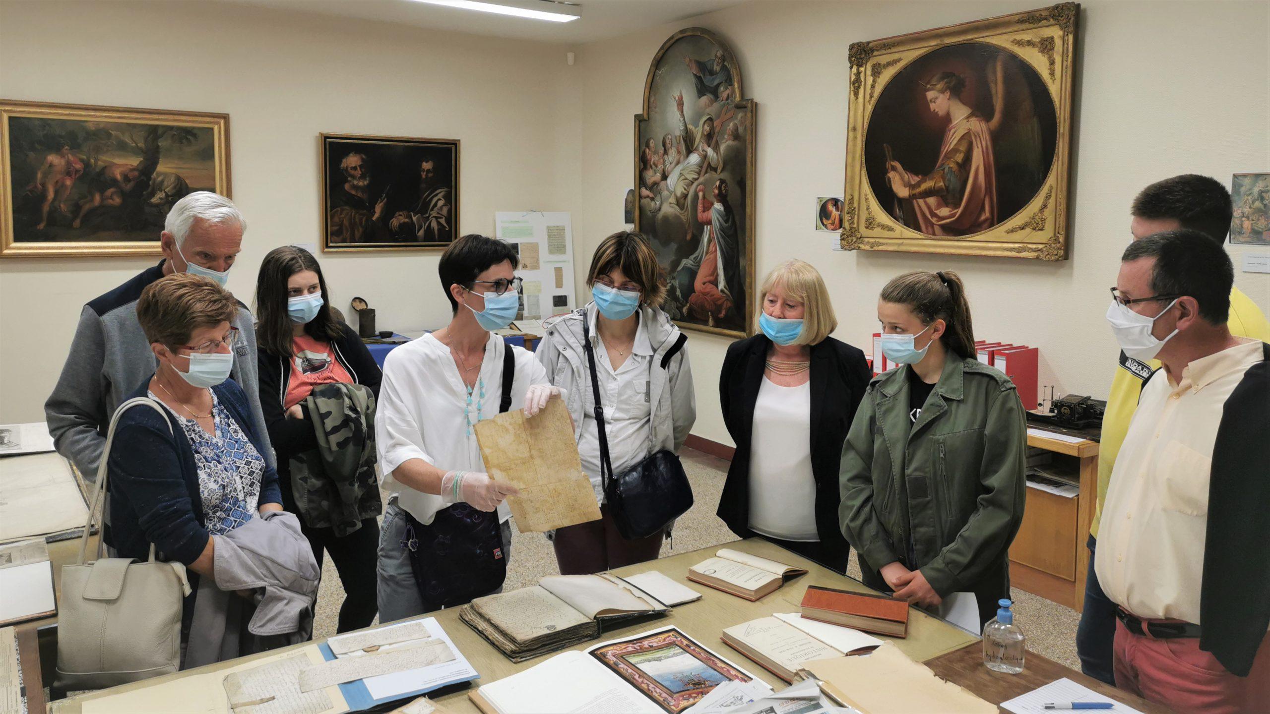 Redécouverte des trésors des collections de Saint-Pol lors de la Nuit des Musées