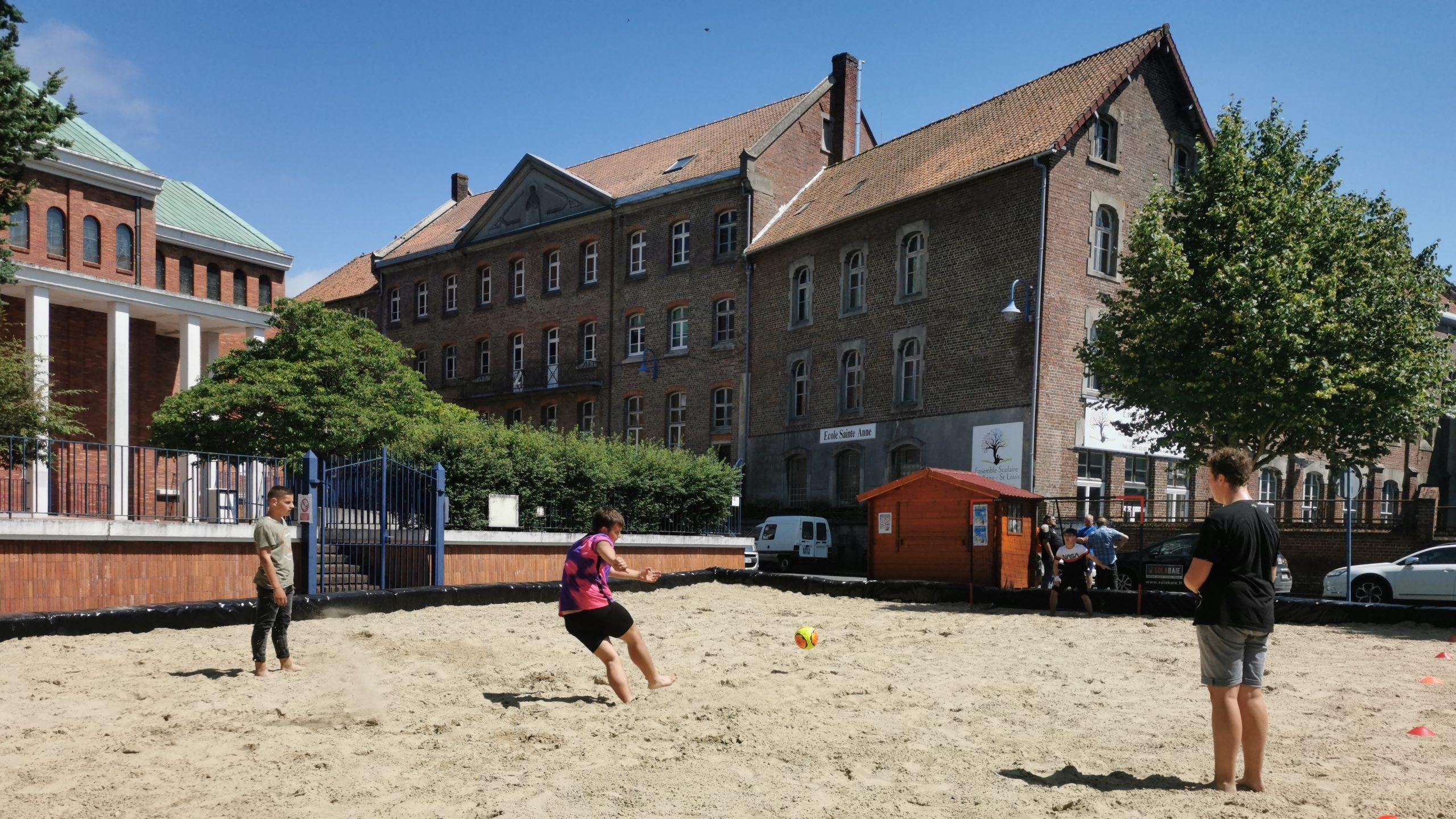 Saint-Pol : deux plages de sable fin et des animations pour égayer l'été des petits et grands