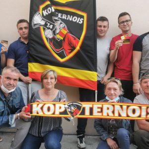 Frévent : le Kop du Ternois se prépare à retourner chanter au stade pour le RCLens
