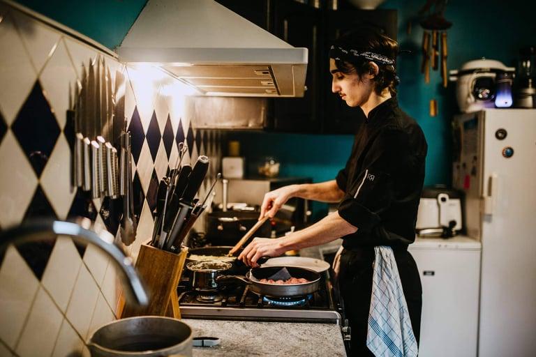 Avec le Toqué du Terroir, apprenez à cuisiner comme un chef !