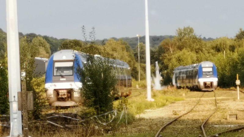 Des démineurs interviennent en gare de Saint-Pol pour un colis suspect