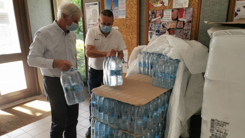 Boubers/Ligny : les habitants invités à réduire drastiquement leur consommation d'eau