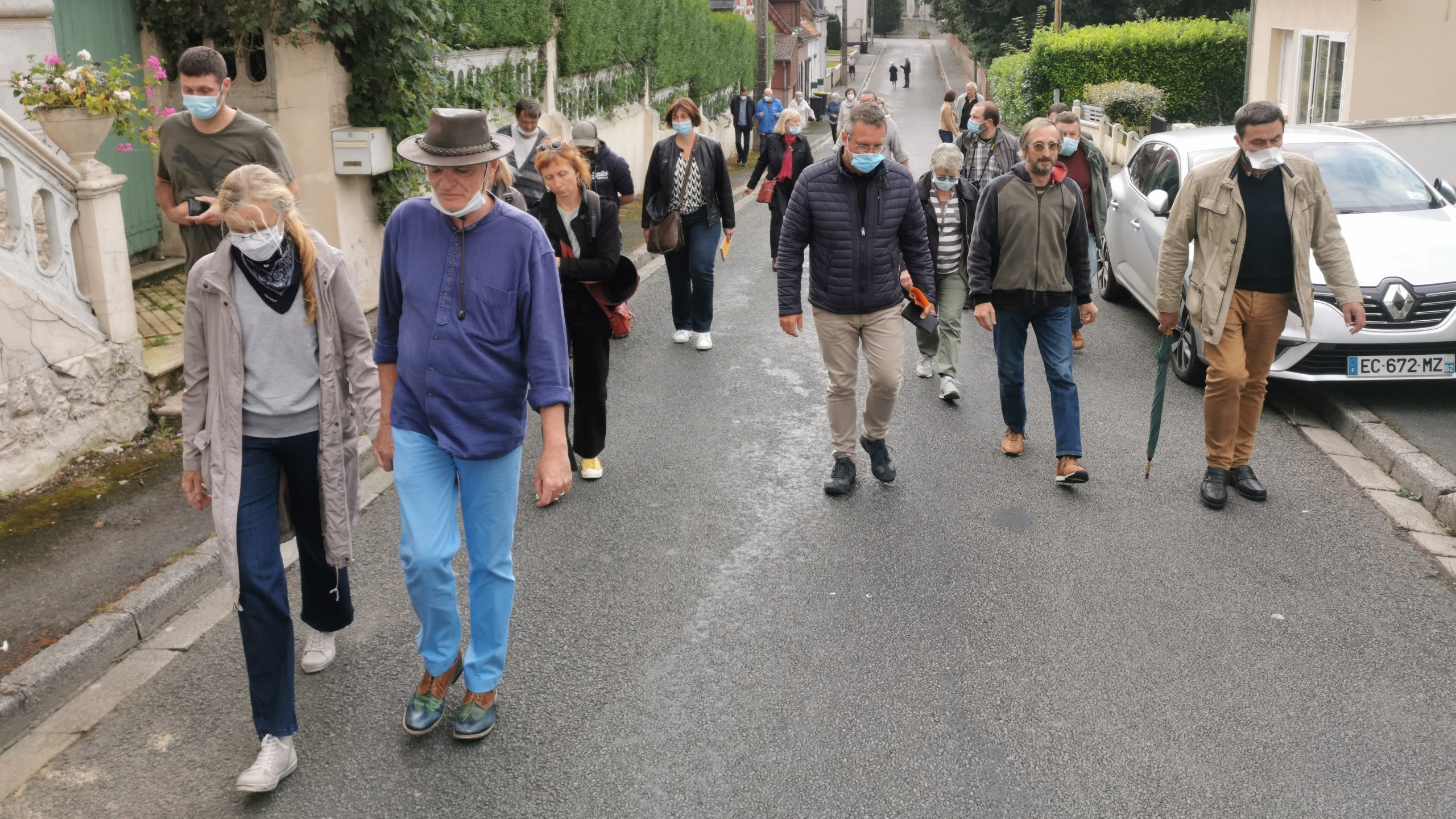 Balade dans les quartiers de Saint-Pol: ce n'est pas un échec, ça a marché