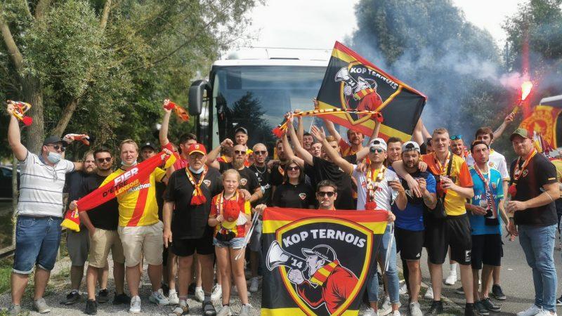 Le Kop du Ternois brûle de vivre son premier derby au stade Bollaert